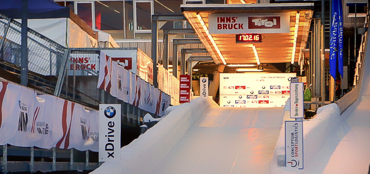 Igls to host British Championships