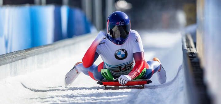 Yarnold fourth in final pre-Games race