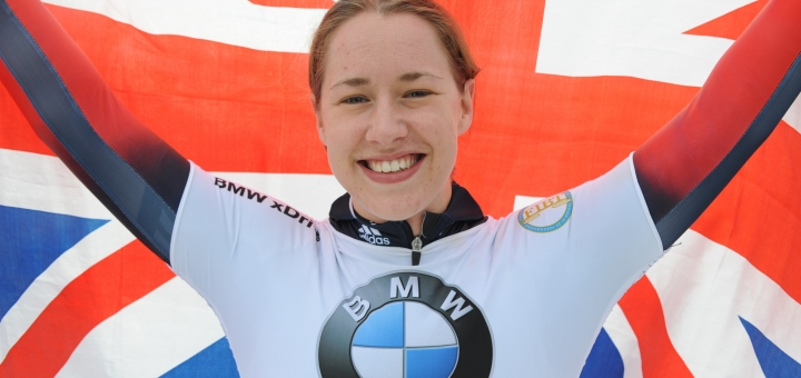 Gold and glory for Yarnold