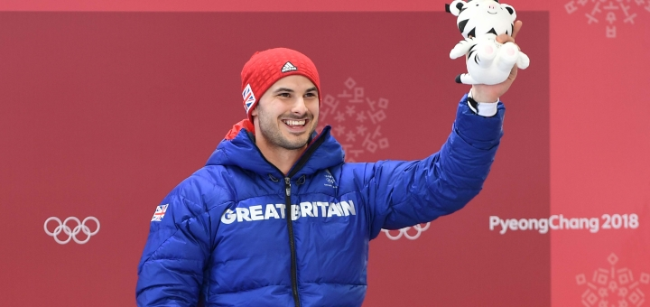 Parsons wins historic Olympic medal