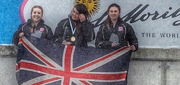 Bobsleigh youngsters rule the world