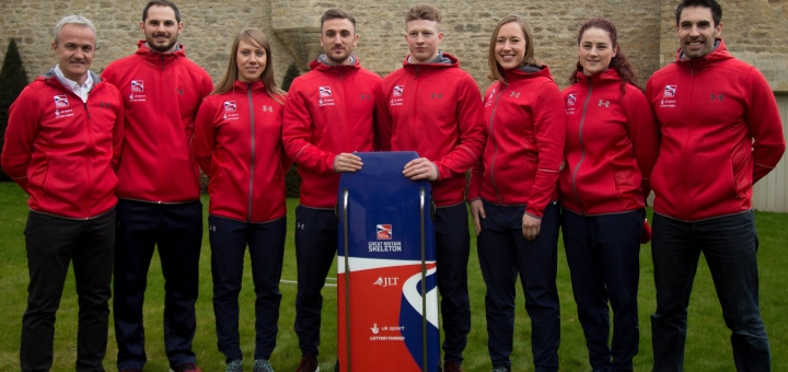 GB Skeleton name World Champs team