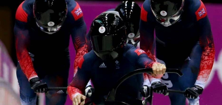 Bobsleigh medal moves closer