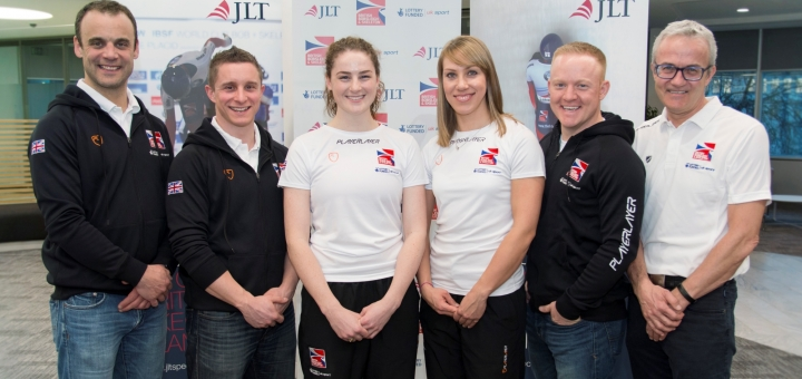 Skeleton name experienced World Championship squad
