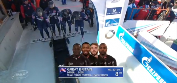 GB 14th in St Moritz 4-man