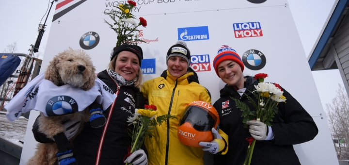 Deas wins World Cup bronze