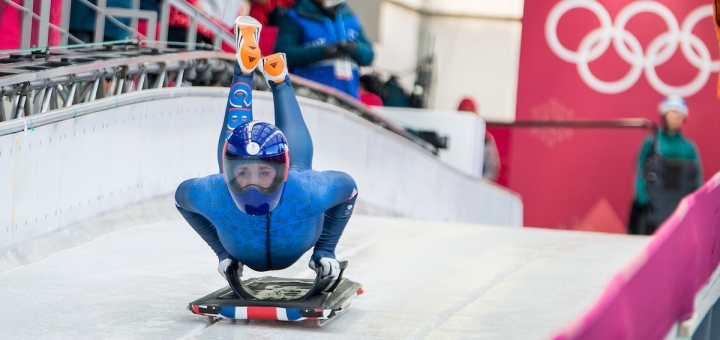 Yarnold recovering from knee op