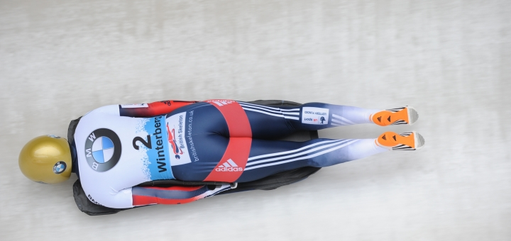 Olympic champs' praise Yarnold's success