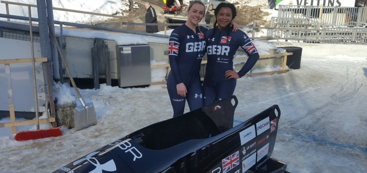 GB Bobsleigh pick World Champs crews