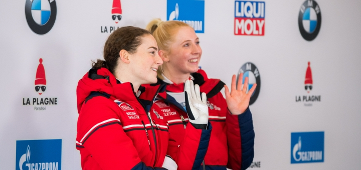 Smith seeks Igls repeat