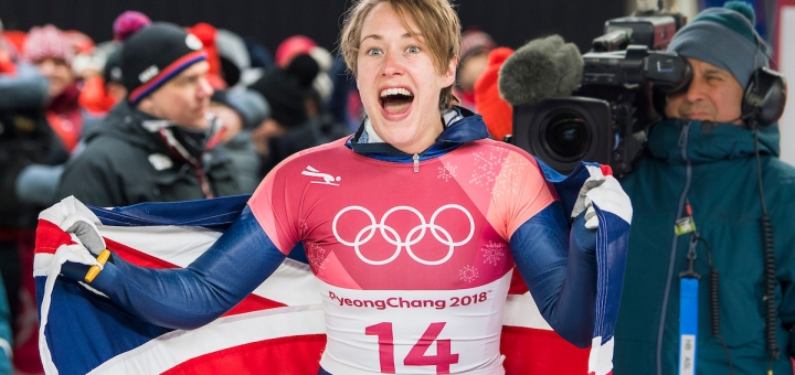 OBE honour for Yarnold
