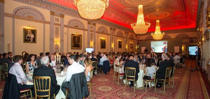 Celebrations all round at Awards Dinner