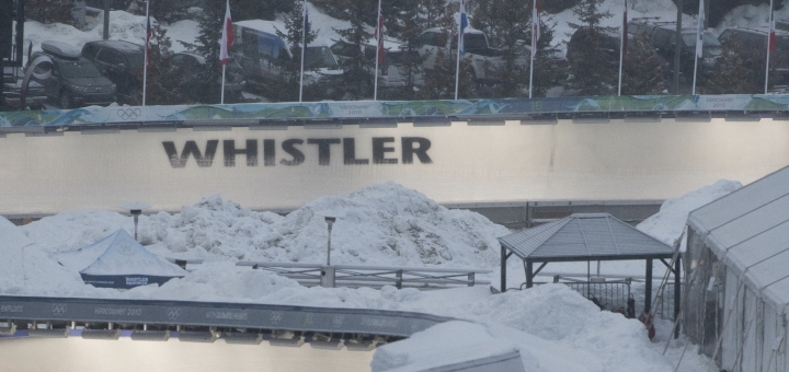 Smith & Wyatt lead the way in Whistler
