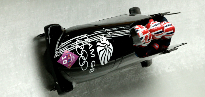 Bobsleigh back on ice