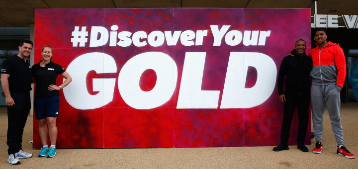 Discover Your Gold gathers pace