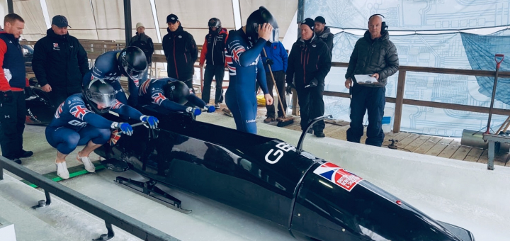 Bobsleigh ready for Altenberg test