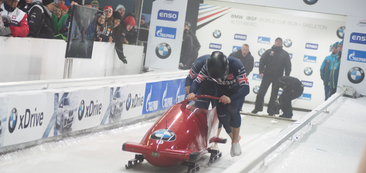 British Bobsleigh's road to Beijing in need of private backers