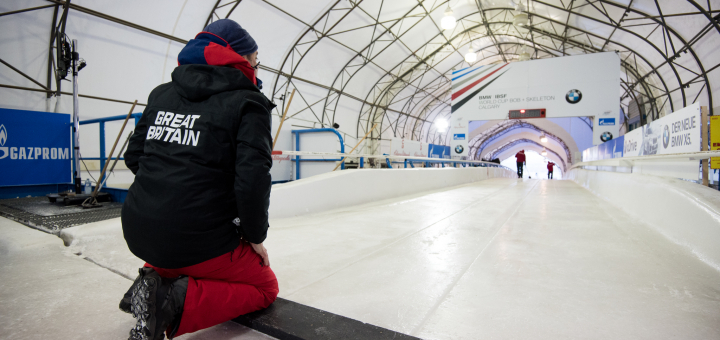 Ice Coach Vacancies at British Skeleton