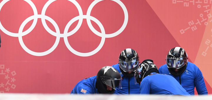 Olympic Team Leader (Bobsleigh)