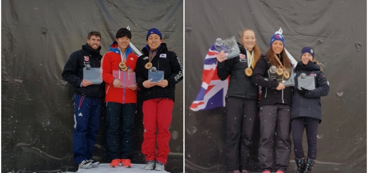 Skeleton celebrate overall ICC successes