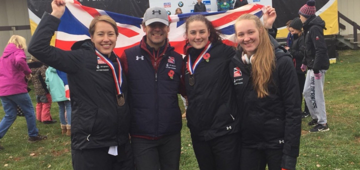 Bronze for Yarnold & 5th for Deas