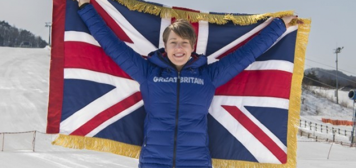 Yarnold to lead Team GB