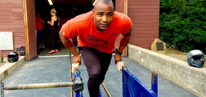 Lewis-Francis joins British Bobsleigh