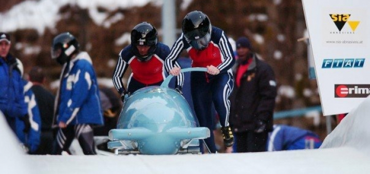 Coy-Martin leads search for young bobsled stars