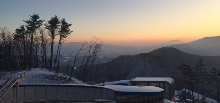Pyeongchang looking good for Games