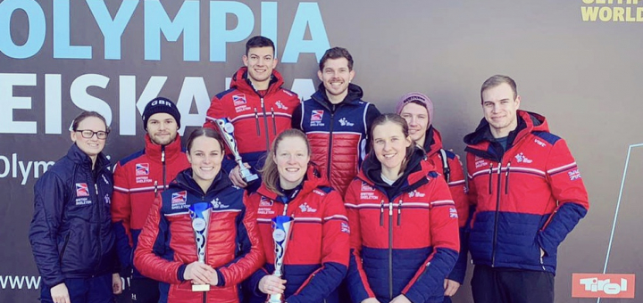 Super Saturday for young skeleton stars
