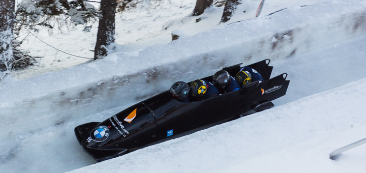 World Cup bobsleigh round up