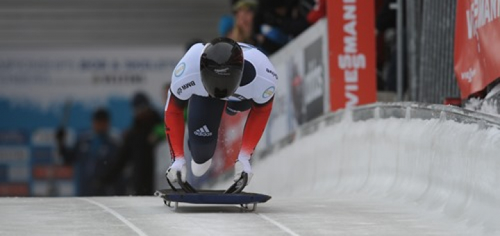 Another boost for British Skeleton