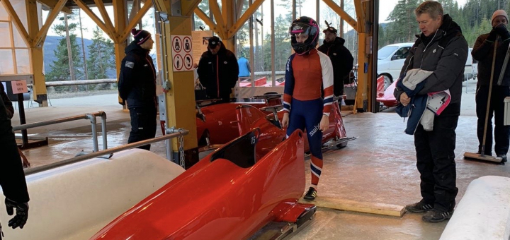 Brits compete in first Youth Games races